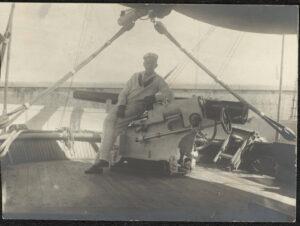 1908, Εκπαιδευτικός πλους