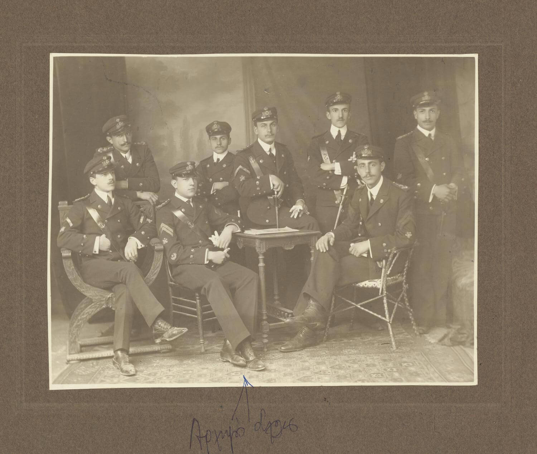 1909-Mezeviris - Chief of Cadets
