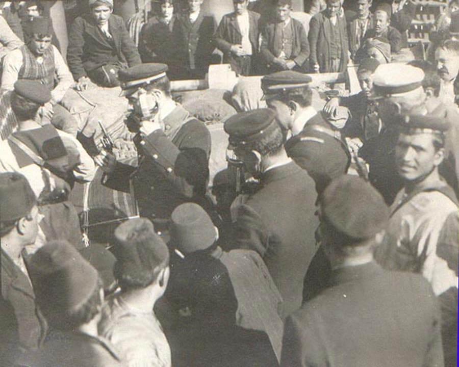 1912 Νηοψία Αυστριακού