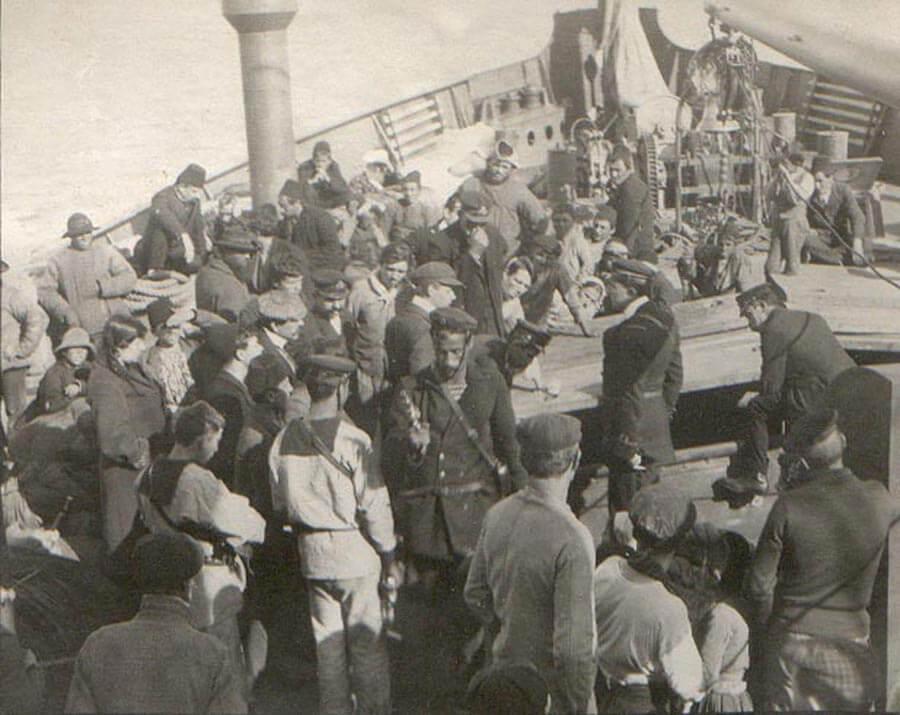1912 Νηοψία Δαρδανέλλια
