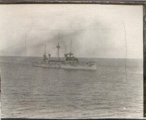 1912 - Θωρηκτό ΨΑΡΑ