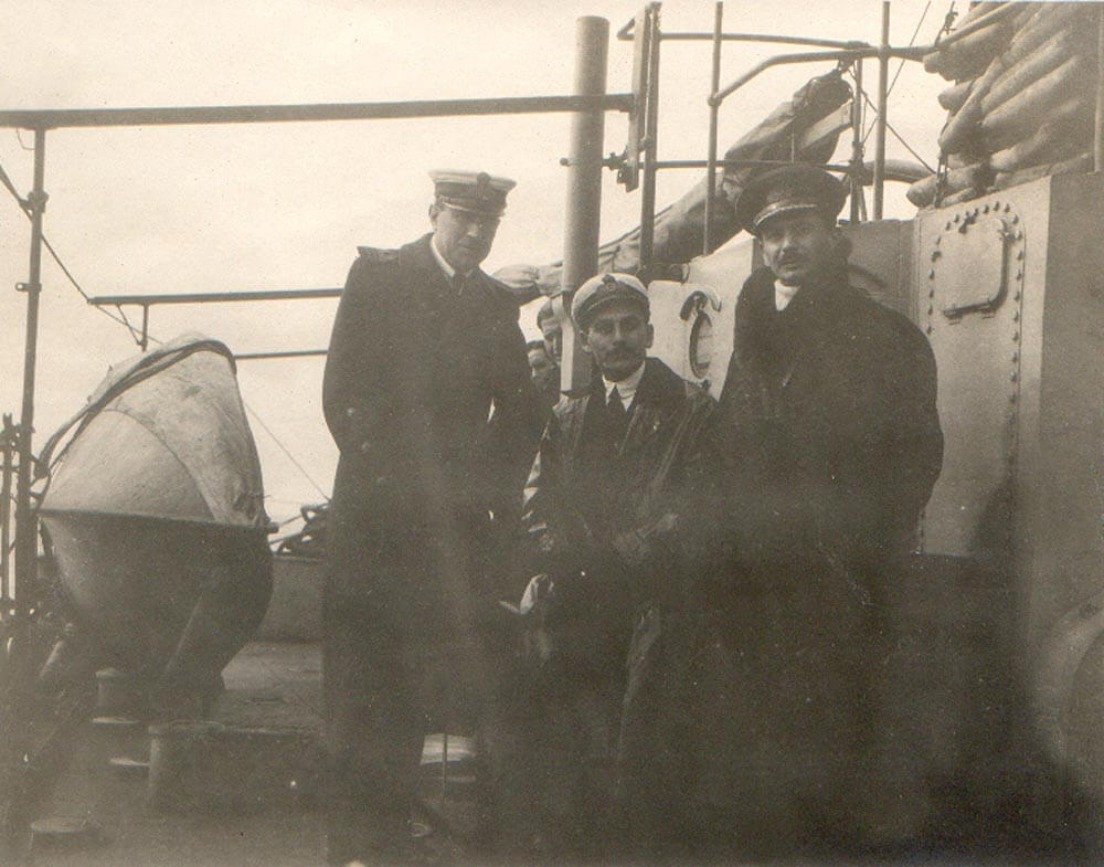 1919 - ΚΕΡΑΥΝΟΣ