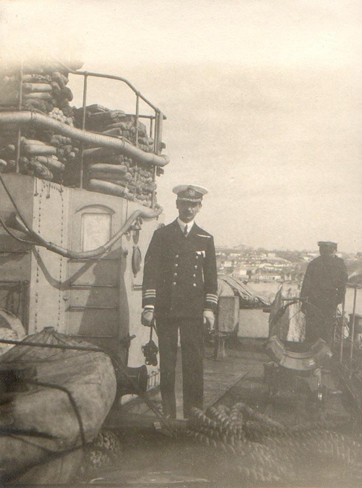 1919 Λ.ΘΕΟΧΑΡΗΣ Κυβερνήτης ΚΕΡΑΥΝΟΥ