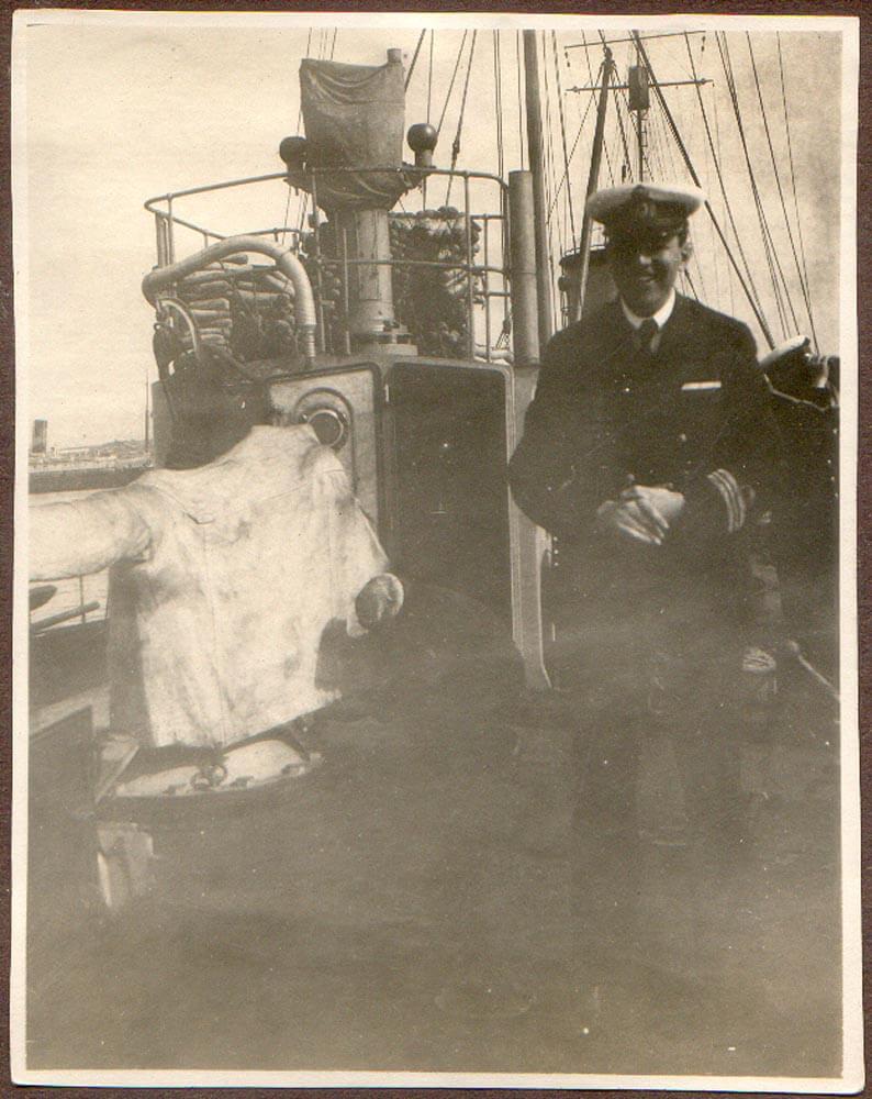 1919 Ύπαρχος ΚΕΡΑΥΝΟΥ ΟΔΗΣΣΟΣ