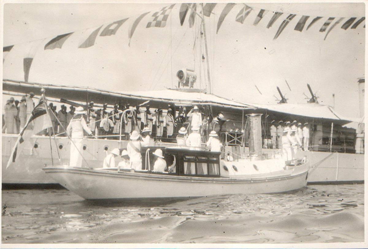 1932 Κέρκυρα ΠΡΙΓΚΗΨ ΟΥΑΛΛΙΑΣ