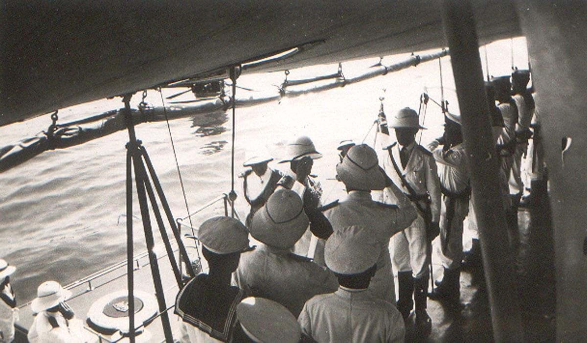 1932 Ο Πρίγκηψ επιβαίνων του ΛΕΟΝΤΟΣ