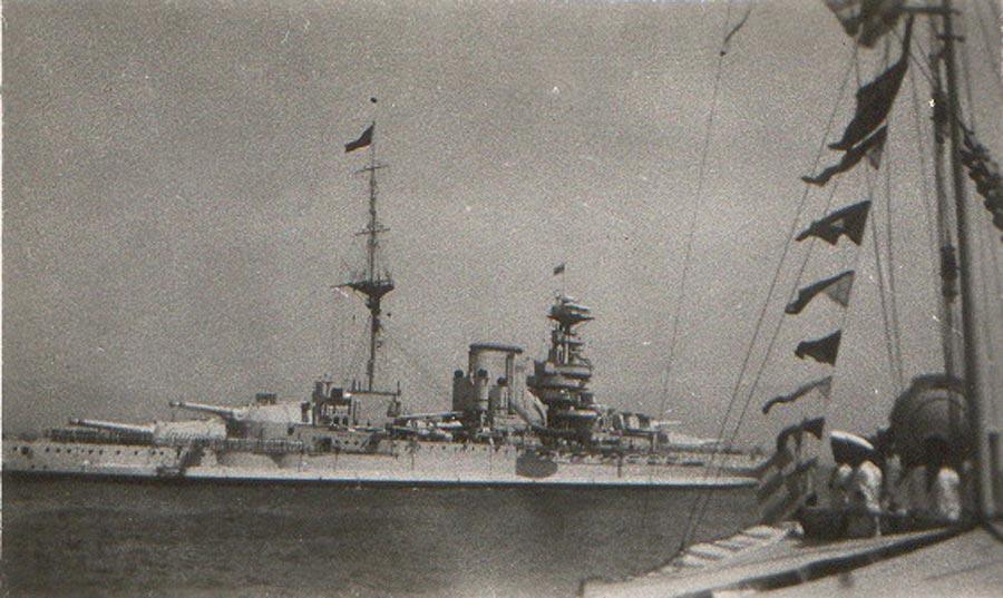 1932-QUEEN-ELIZABETH-Ναυαρχίδα Βρετανικού Στόλου