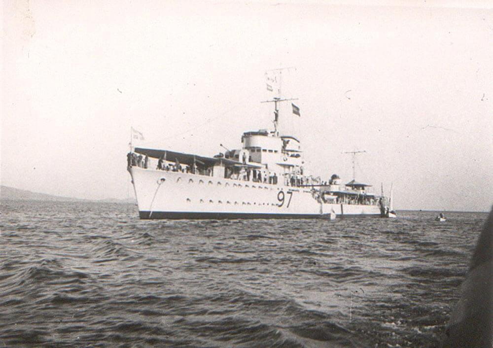 1933 -34 Κυβερνήτης ΥΔΡΑΣ