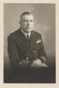 1934 - Captain Mezeviris