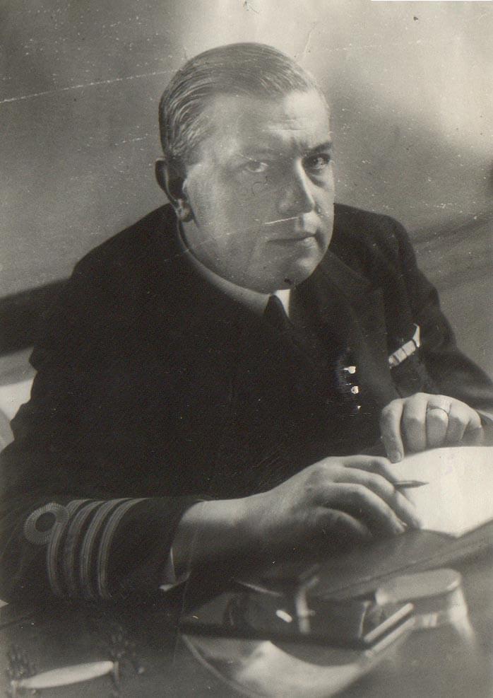 1935 Κυβερνητικός Επίτροπος Γρηγόριος Μεζεβίρης