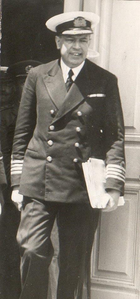 1935 - Κυβερνητικός Επίτροπος