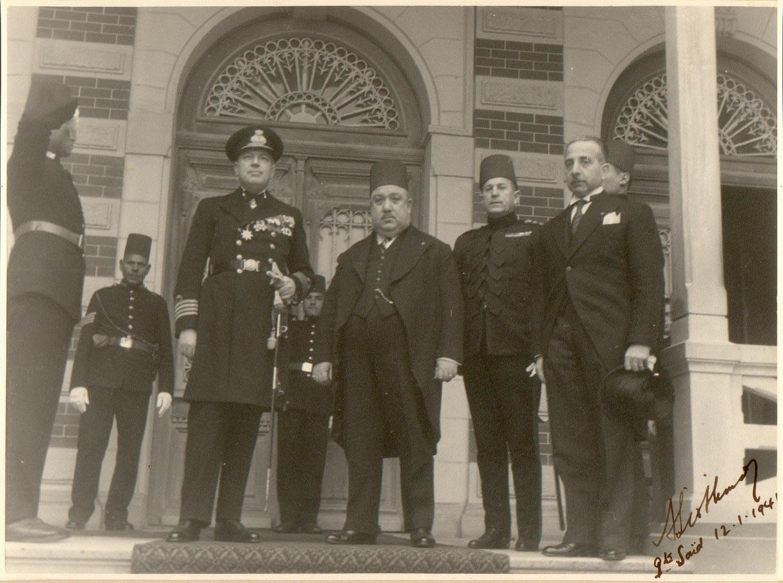 1941 - Port Said