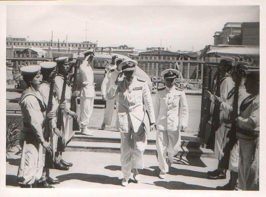 1947 -49 Γενικός Επιθεωρητής