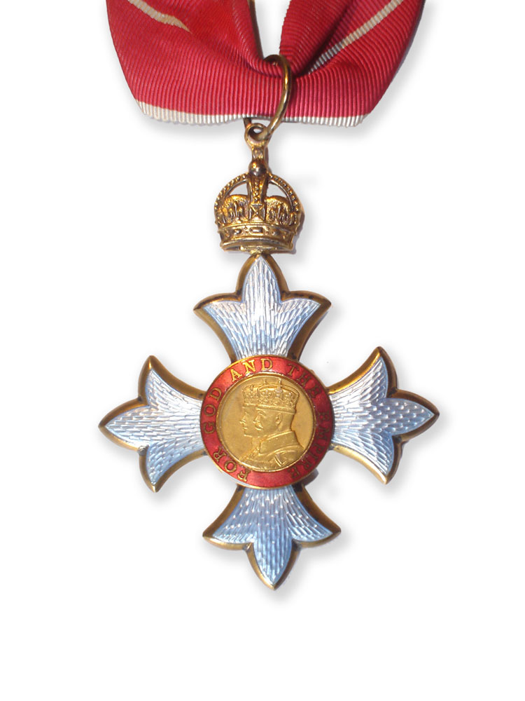 Ταξιάρχης του Τάγματος της Βρετανικής Αυτοκρατορίας