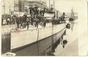 1906, YARROW ελληνικό αντιτορπιλικό [αρχείο Θ.ΒΑΛΜΑ]